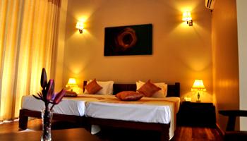delux rooms in anuradhapura